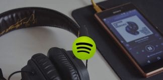 spotify app on android