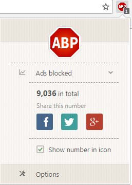adblock on chrome