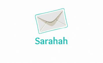 Sarahah app
