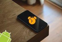 Android Alarm Clock