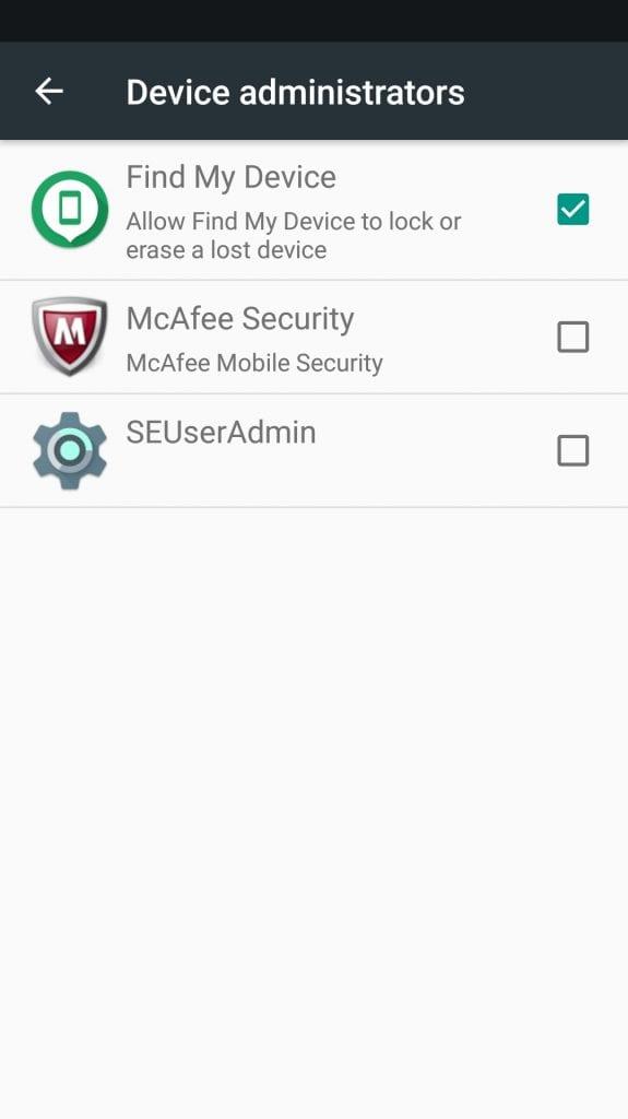 Remotely Delete Data