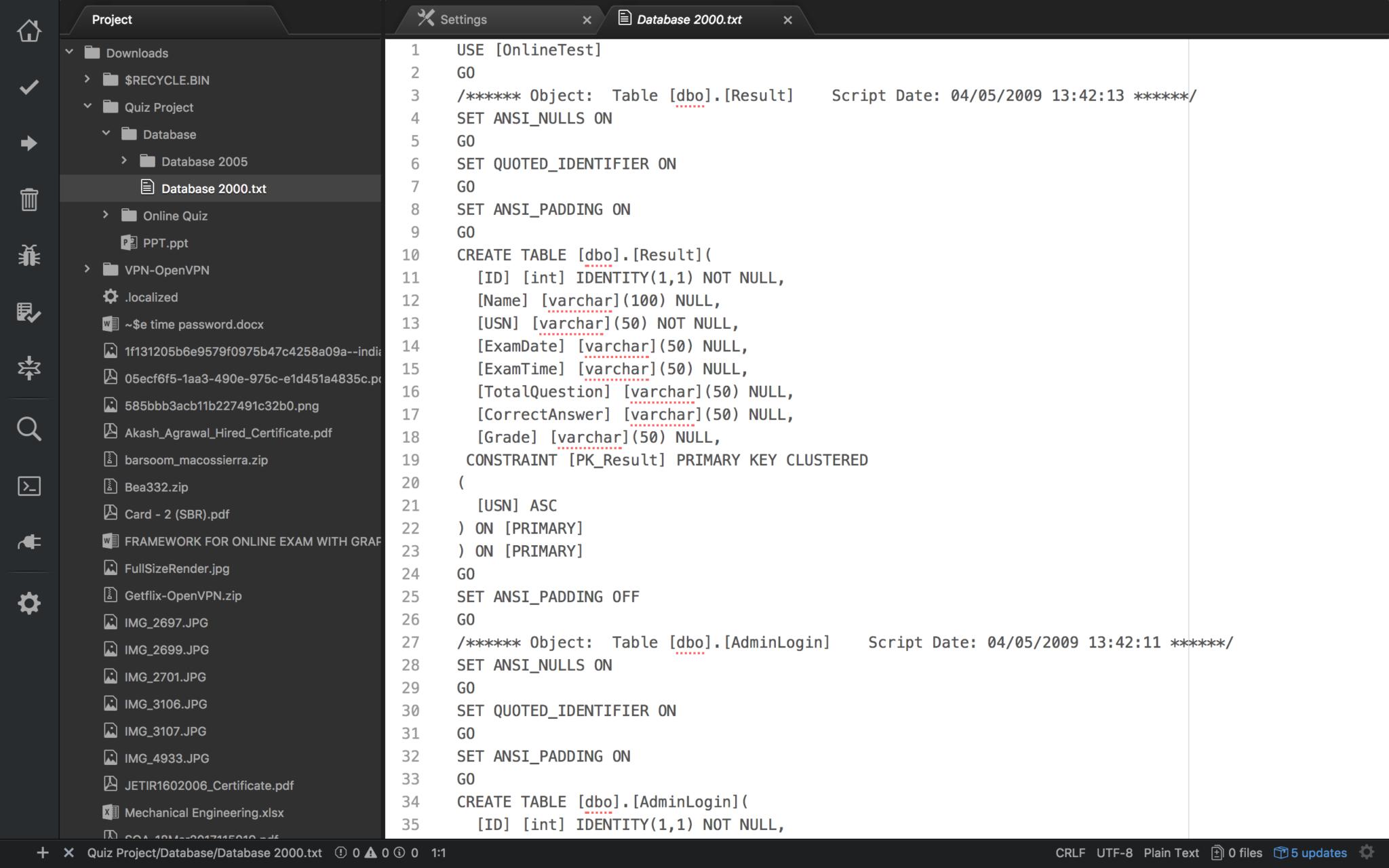 Atom - text editor for Mac