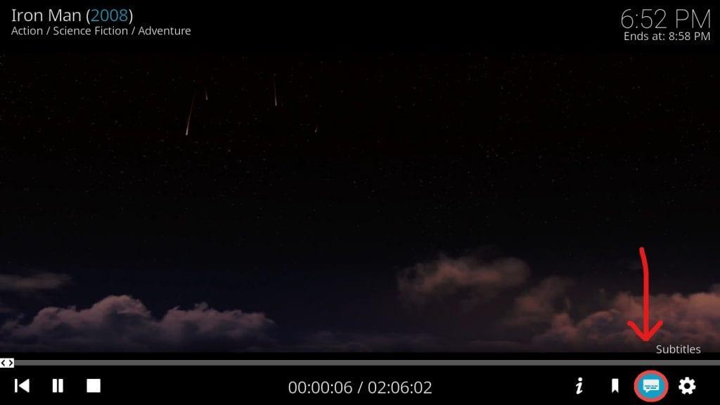 Process 10 - subtitles