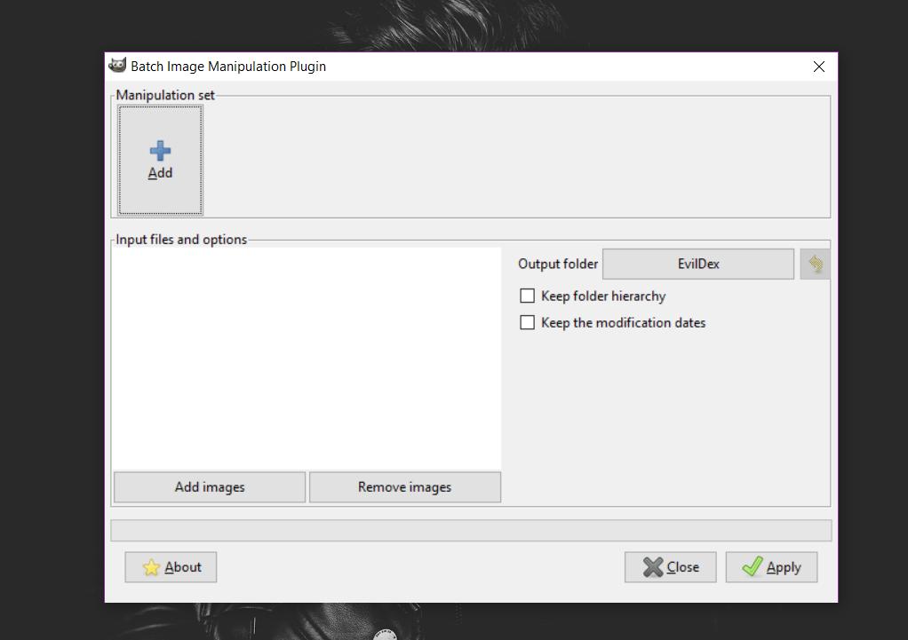 BIMP - GIMP plugins