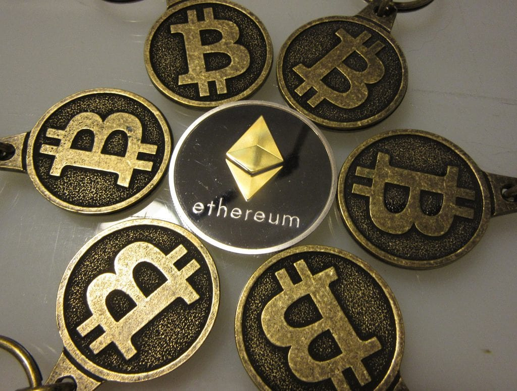 Cryptocurrency - ethereum