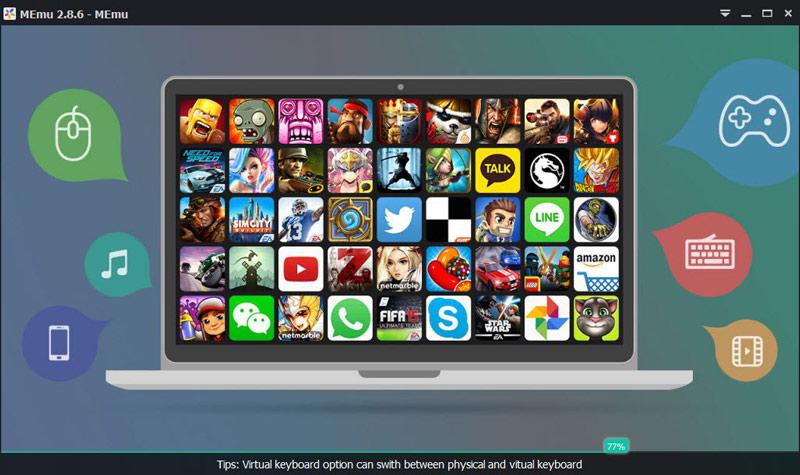 memuPlay Best Android Emulator