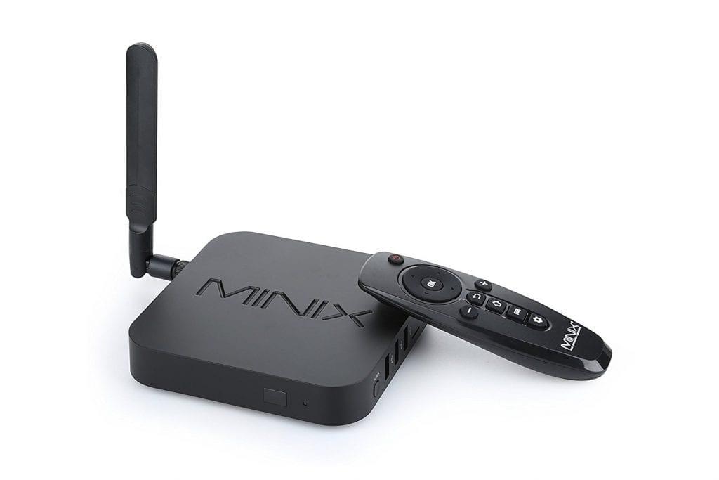 Minix Neo U1 - Kodi boxes