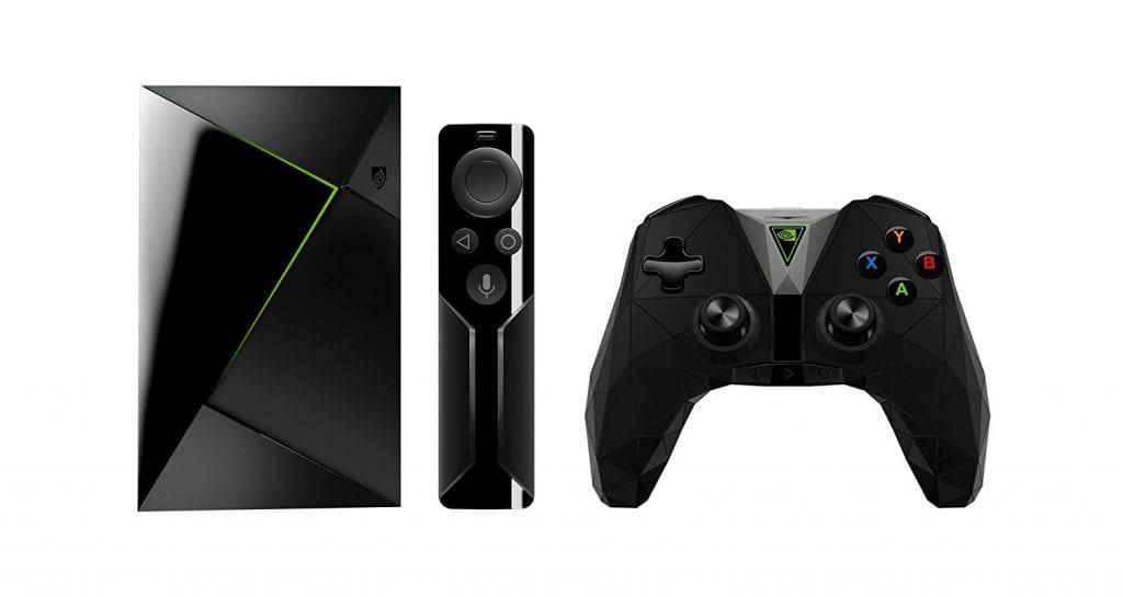 Nvidia Shield TV - Kodi boxes