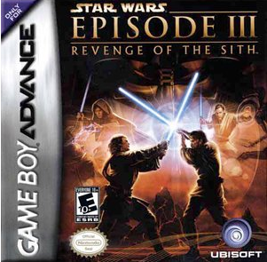Star Wars III: Revenge of  the Sith