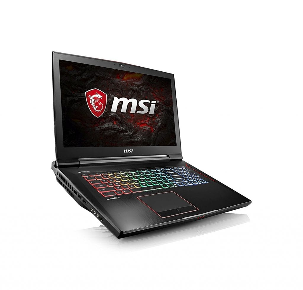 MSI Titan Pro - gaming laptops