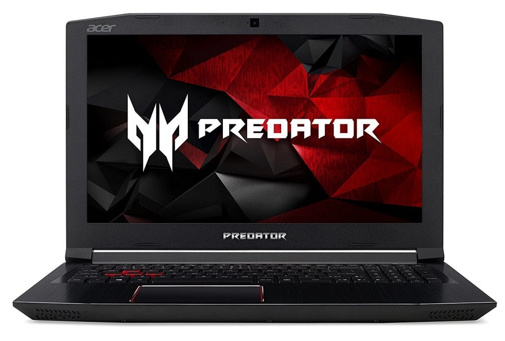 Acer Predator Helios 300 - gaming laptops