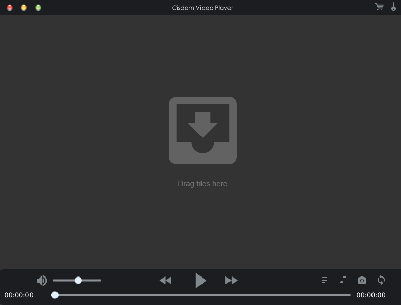 Cisdem Video Player - Mac media players