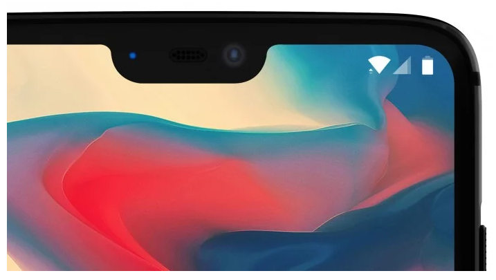 OnePlus notch