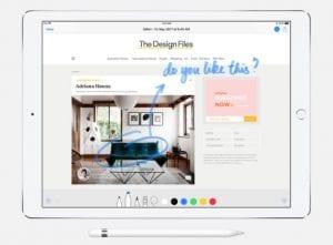 The new 9.7-inch iPad