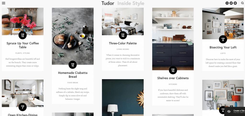 Tudor/Foundry