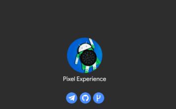 pixel experience rom