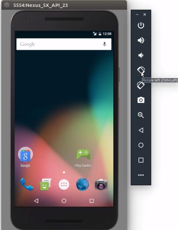 Android SDK Emulator