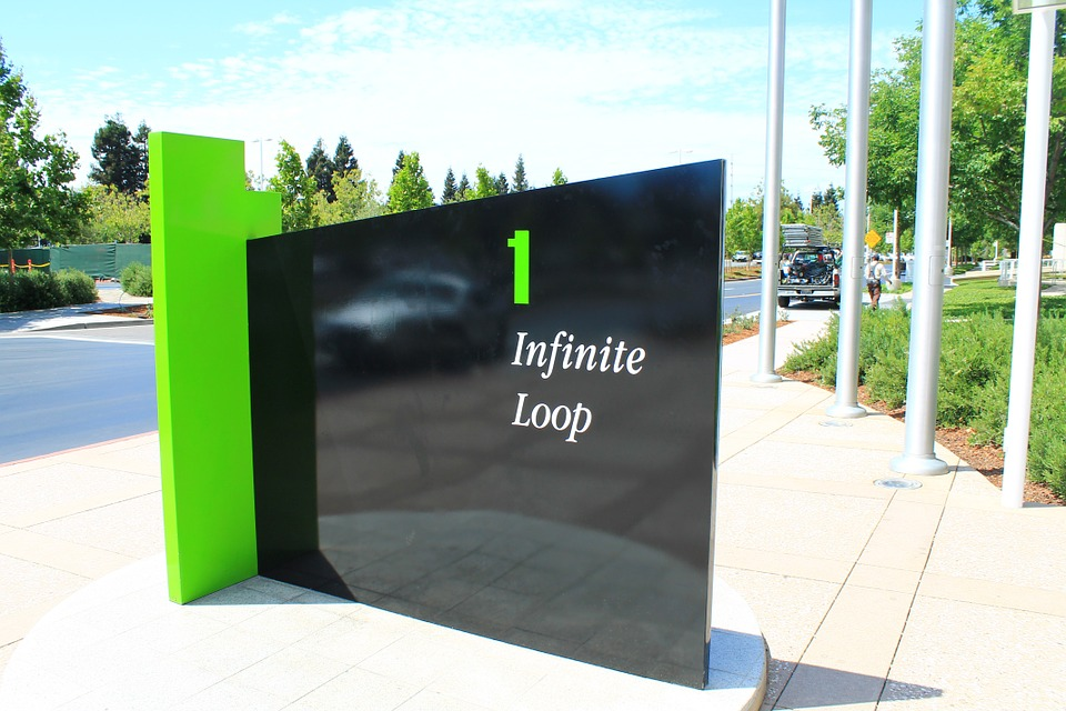 Apple campus, Cupertino, CA