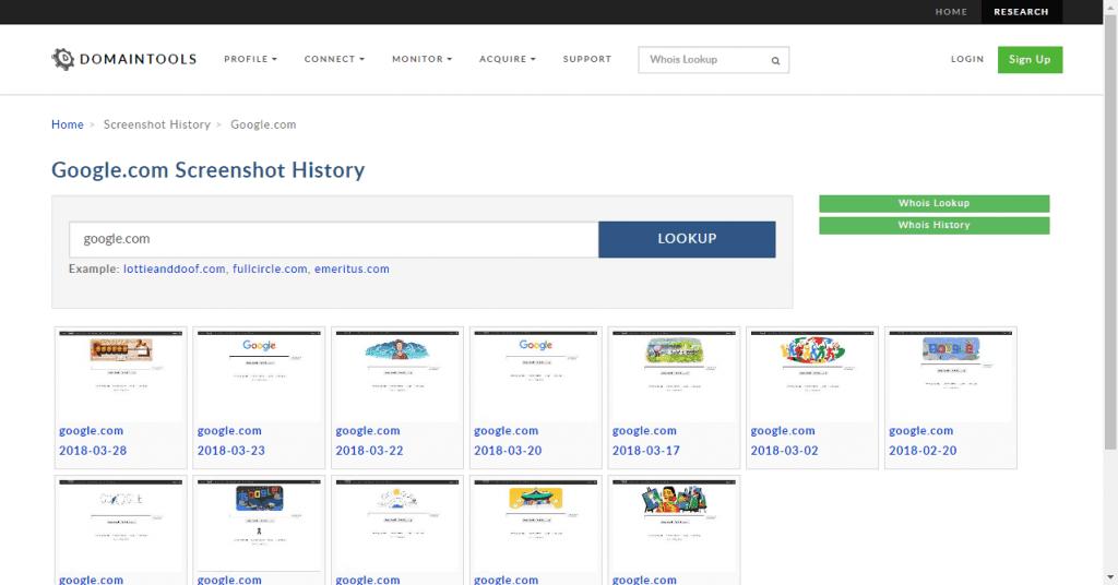 domain tool