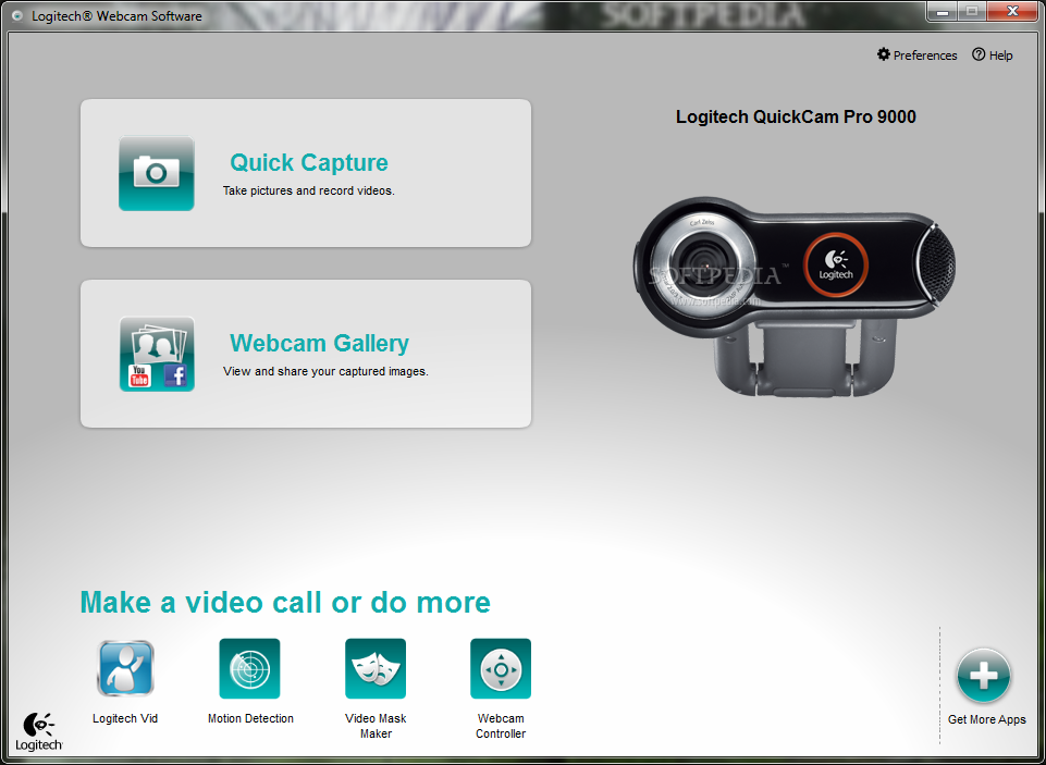 Logitech Webcam
