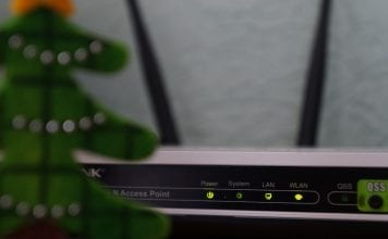 new router standard