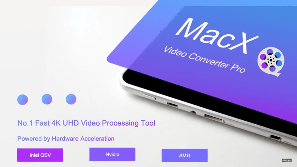 MacX Video Converter Pro - Video Converter