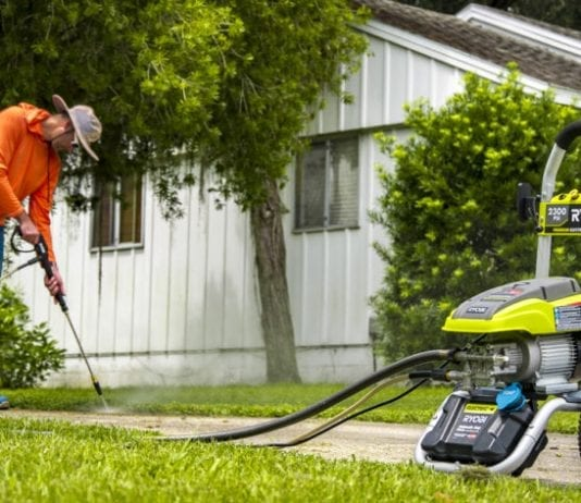 pressure washers for car and home