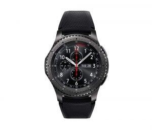smartwatch: GearS3
