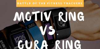 Motiv Ring vs. Oura Ring