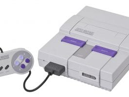 SNES Gaming Console