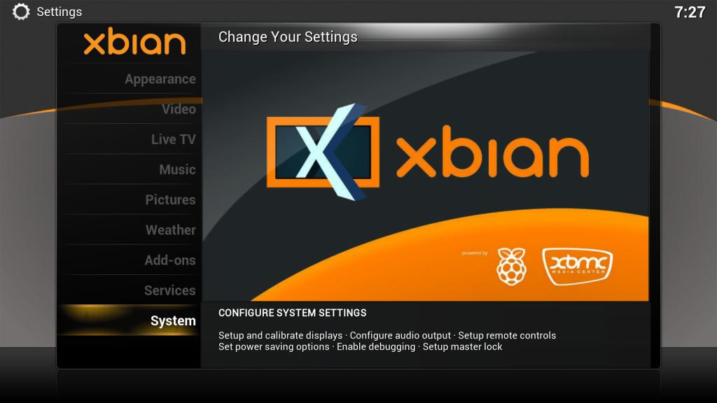 Xbian