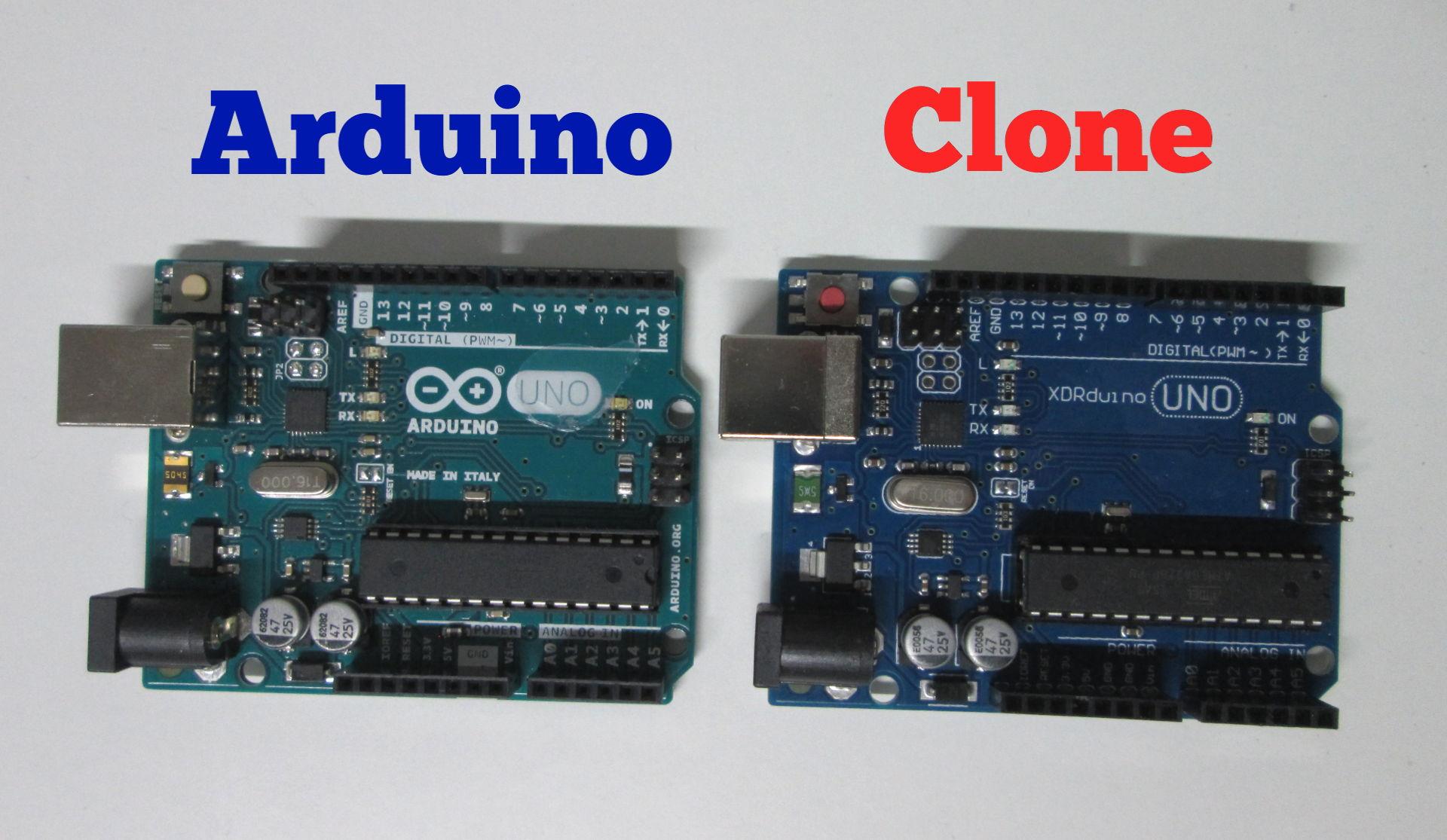 Genuine Arduino
