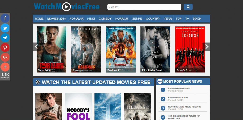 watch movies free online streaming no sign up no surveys 19 best sites for free movies streaming without sign up 4354