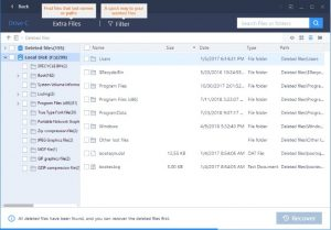 EaseUS Data Recovery Wizard: img 2