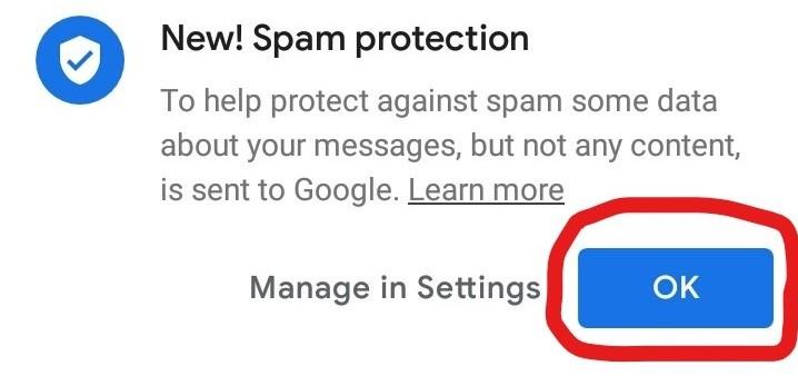 Anti Spam Safeguard