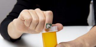 IBM Fingernail Sensors