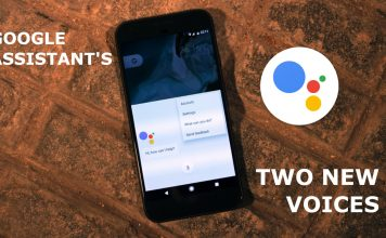 Google Assistant Brings in British and Australian Accent