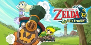 Legend of Zelda-Spirit Tracks