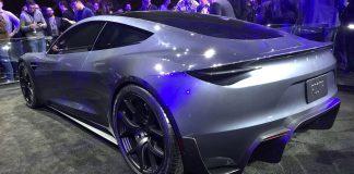 new Roadster model