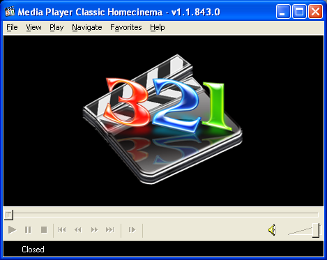 Media Player Classic- Home Cinema Version