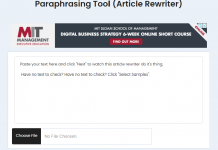 Article Rewriter