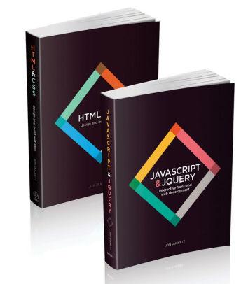 best programming books: HTML-CSS & Javascript-Jquery