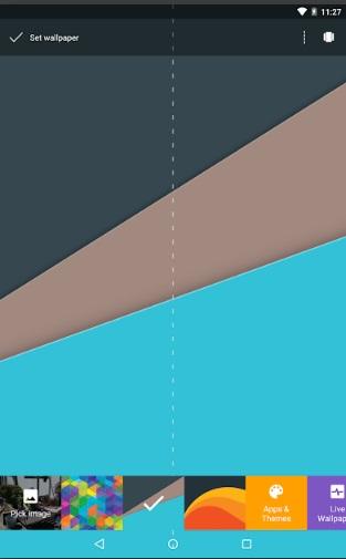 lines theme