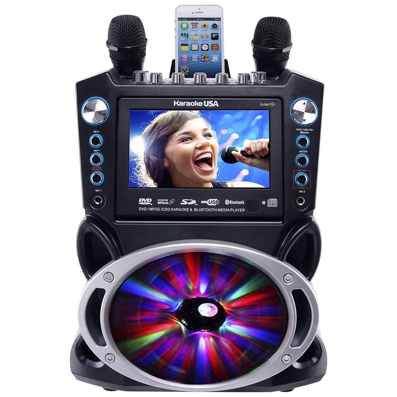 Karaoke USA GF842 Karaoke Machine