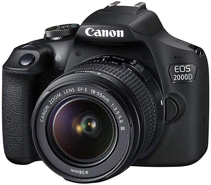 Canon EOS Rebel SL7 / EOS 2000D Best Camera Under 500