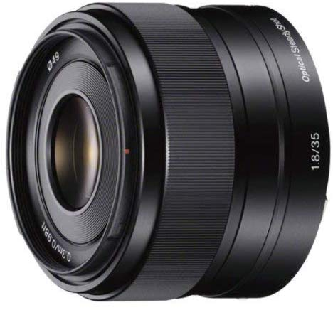 Sony E 35mm f/1.8 OSS prime lens - Best Lenses for Sony A6000