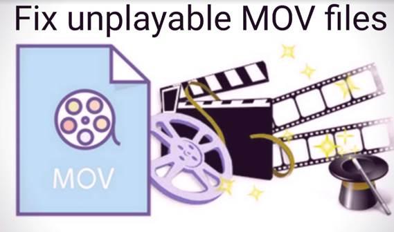 Unplayable MOV Files