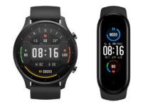 Mi Watch Revolve and Mi Smart Band 5