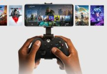 Remote play via Xbox app